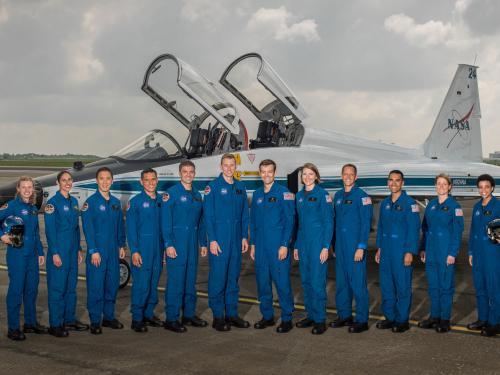 NASA Astronaut Class 2017