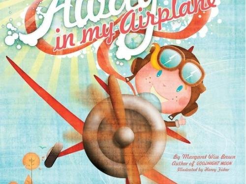 Book Cover: Away in My Airplane