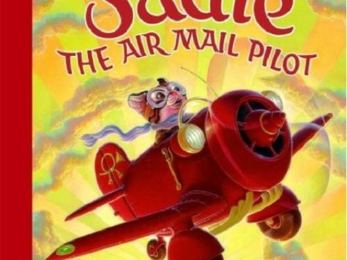 Book Cover: Sadie the Air Mail Pilot