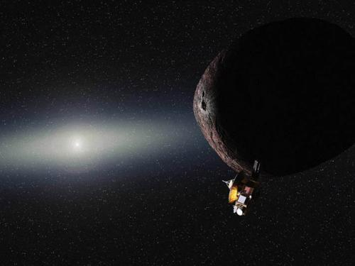 New Target for New Horizons
