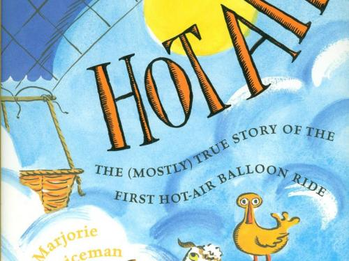 Book Cover: Hot Air