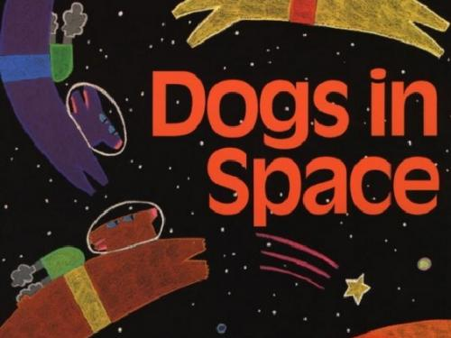 Book Cover: Dogs in Space