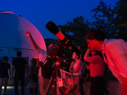 Solstice Star Party