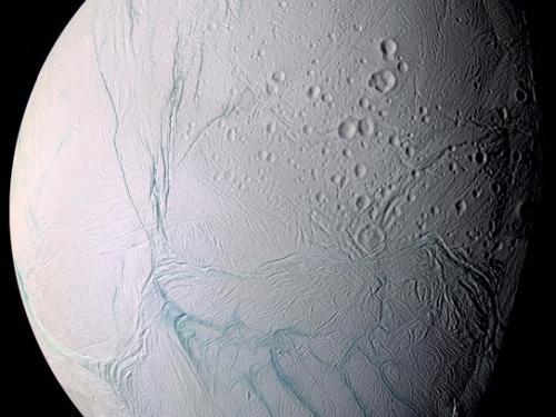 Saturn's Satellite Enceladus