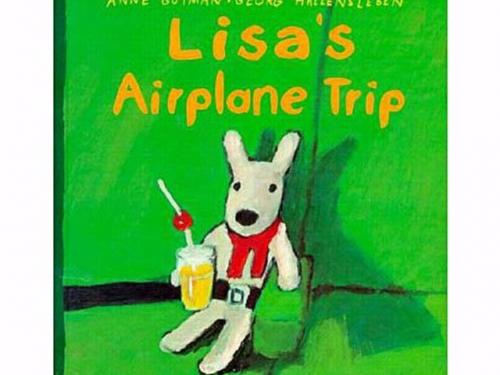 Book Cover: Lisa's Airplane Trip