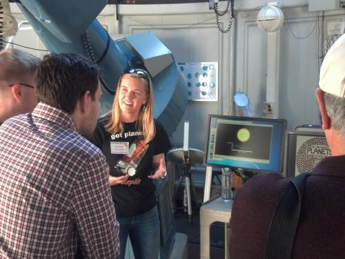Astronomy Chat with Courtney Dressing