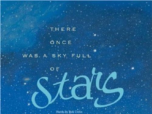 Book Cover: There Once Was a Sky Full of Stars