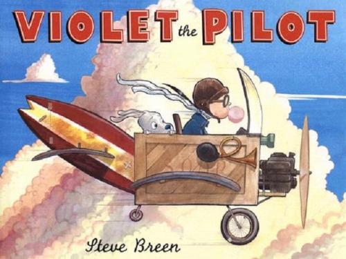 Book Cover: Violet the Pilot