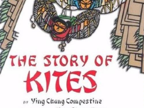 Book Cover: The Story of Kites by Ying Chang Compestine