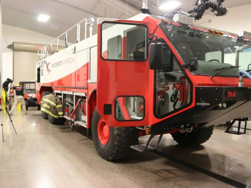 Spaceport America Fire Station
