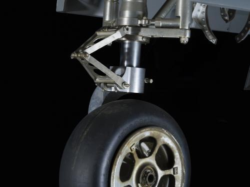 "Lockheed XP-80 ""Lulu Belle"" Wheel"