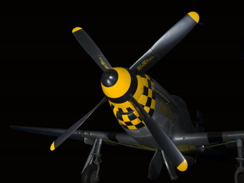North American P-51D Propellers