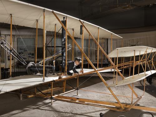 1903 Wright Flyer Wings