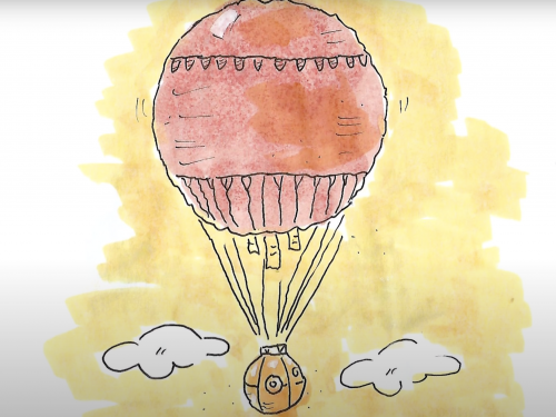 The Incredible Balloon Flight to Dizzying Heights