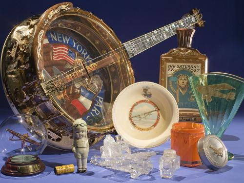 Stanley King Collection of Lindbergh Memorabilia