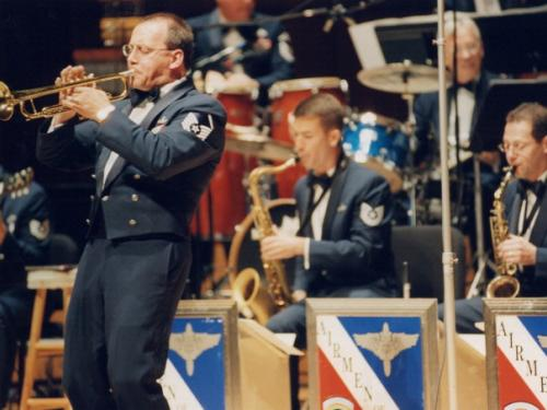 """U.S. Air Force Band - """"Airmen of Note"""""""