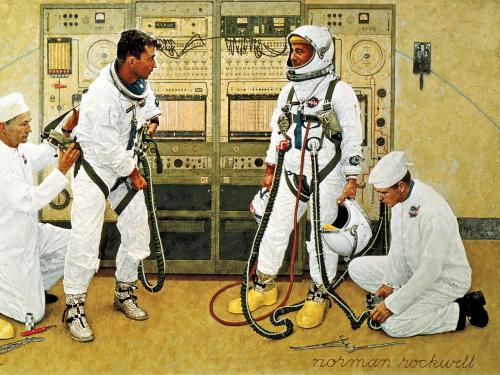 Eyewitness to Space: Art and the Apollo Program