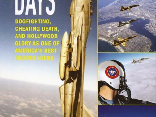 "Book Cover: Topgun Days by Dave ""Bio"" Baranek"
