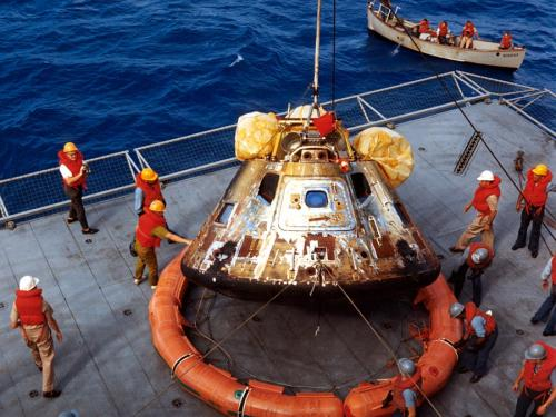 USS Hornet: Stories of the Apollo 11 Recovery