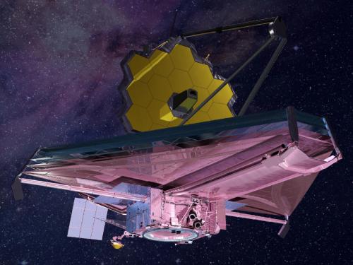 James Webb Space Telescope Artist Concept
