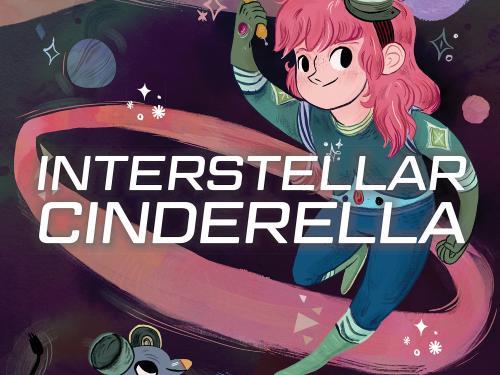 Book Cover: Interstellar Cinderella