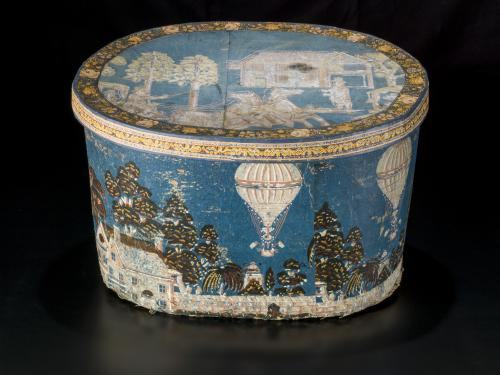 Bandbox from the Kendall Collection