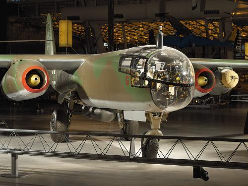 Arado Ar 234 B Blitz at the Udvar-Hazy Center
