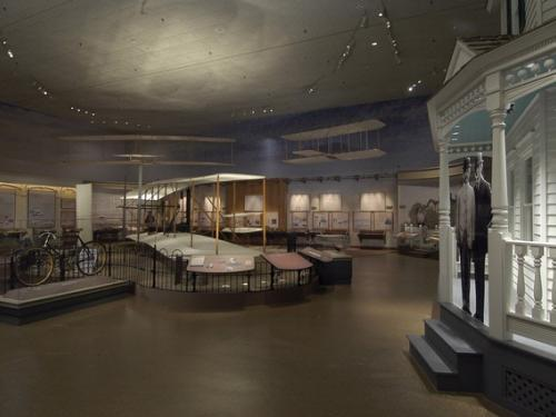 Wright Brothers Exhibition - Gallery Section 1
