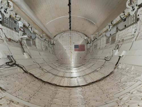 Space Shuttle Discovery Payload