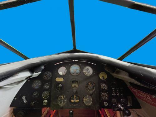 Lockheed Sirius Panorama