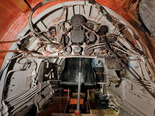 Lockheed Sirius Cabin Panorama