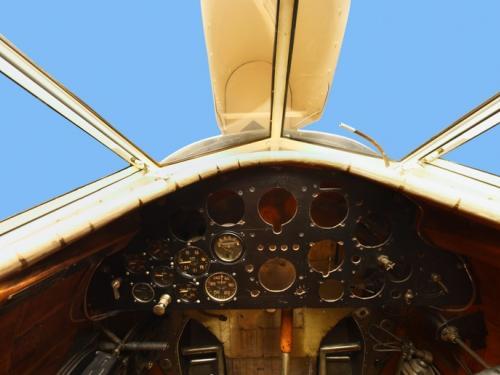 Lockheed Vega Winnie Mae Panorama