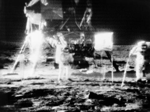 Apollo 11 EVA