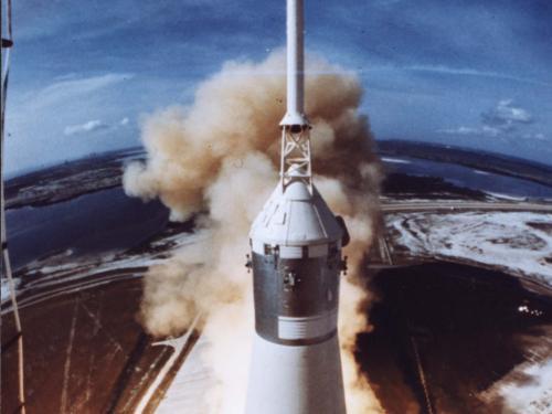 Apollo 11 Launch