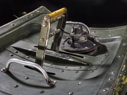 Bell X-1 Hatch