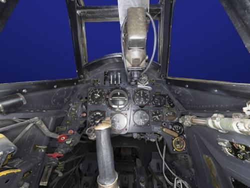 Messerschmitt Bf 109 G-6/R3 (A19600327000)