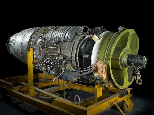 Wright (Armstrong Siddeley) Sapphire J65-W-16A Turbojet Engine
