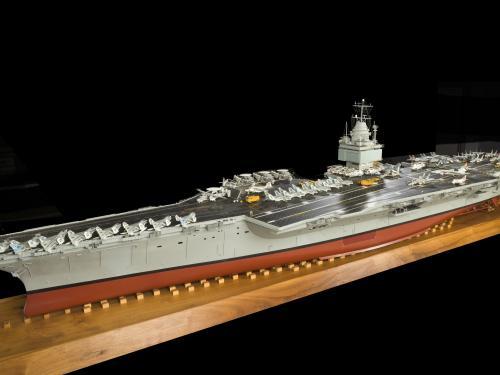 Aircraft catapults USS Enterprise Aircraft Carrier Model