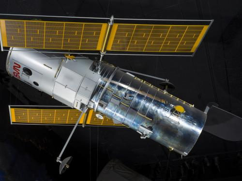 Hubble Space Telescope 1:5 Model (A19830233000)
