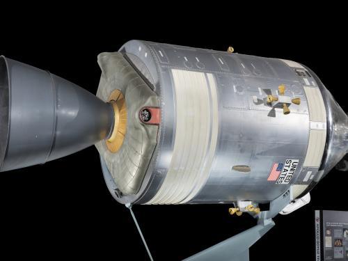 Apollo Command And Service Modules