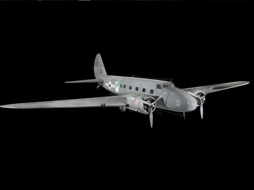 Image of the Boeing 247-D