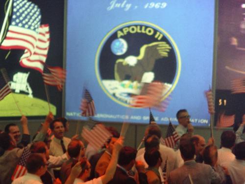 Apollo 11 Splashdown Celebration