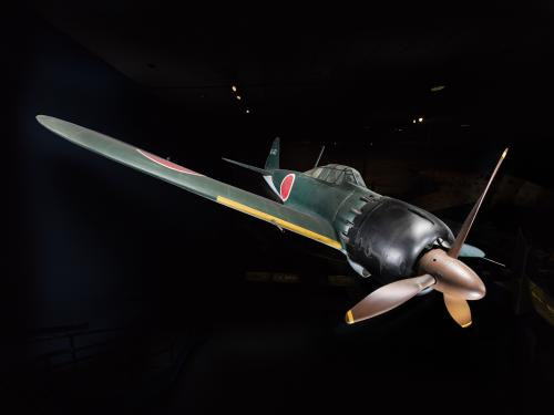 Mitsubishi A6M5 Reisen Model