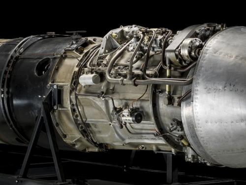 Junkers Jumo 004 B4 Turbojet Engine