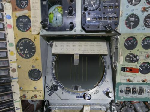 Interior of Friendship 7