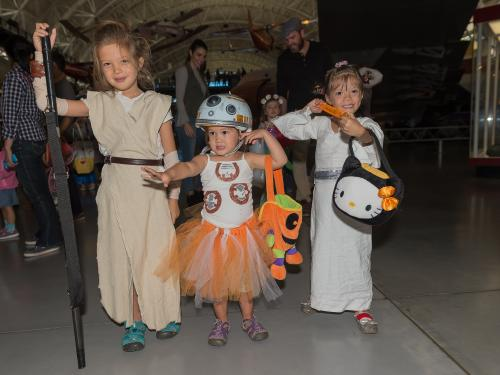 Air & Scare Costumes