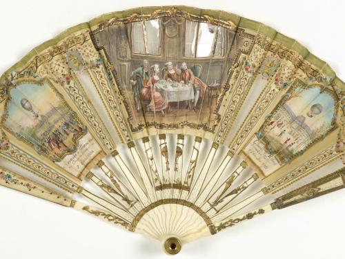 Duvelleroy Company Fan