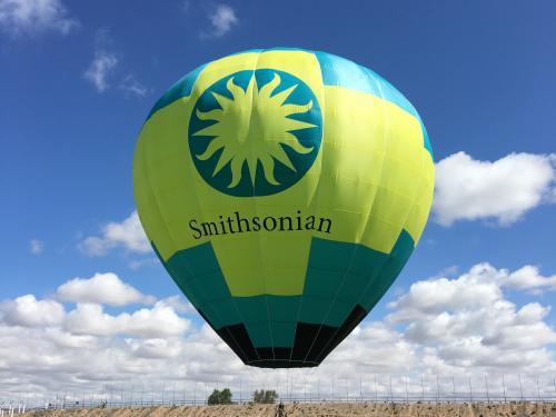 Smithsonian Hot Air Balloon