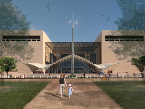 A New Look on the National Mall