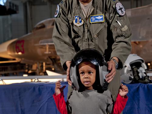 African American Pioneers in Aviation Family Day